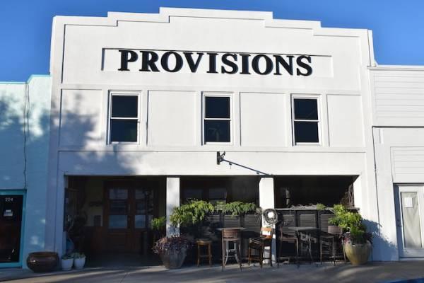 Provisions Restaurant Port St Joe