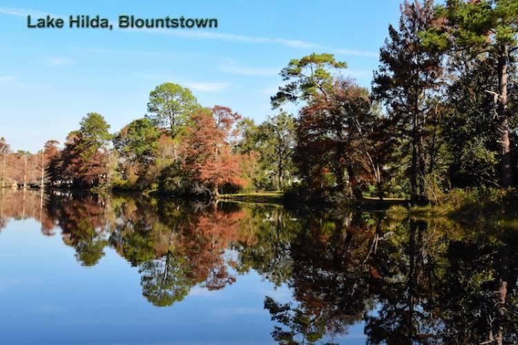 Lake Hilda, Blountstown