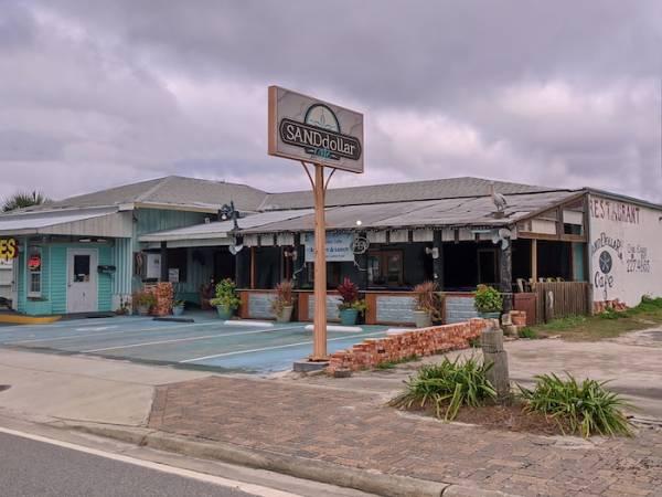 The Sand Dollar Cafe