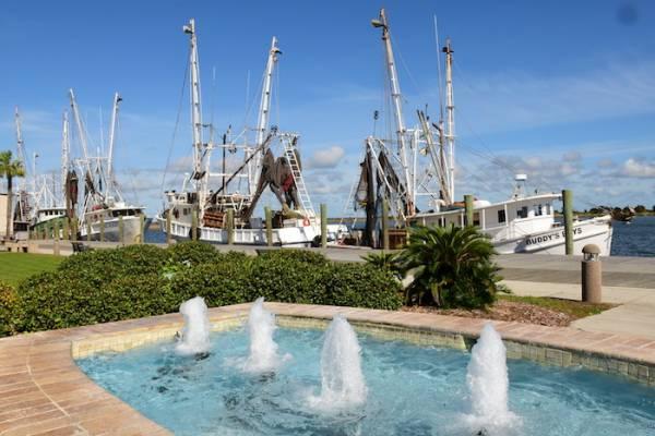 Apalachicola Downtown Wharf