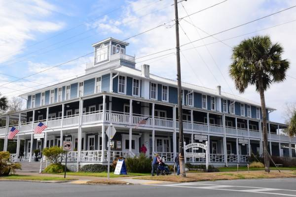 The Gibson Inn Apalachicola