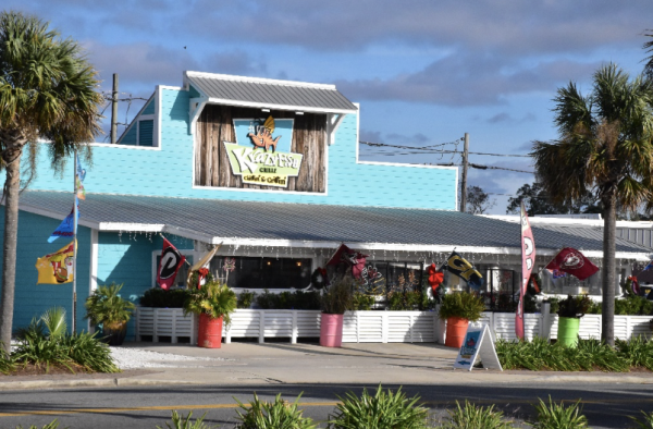 KrazyFish Grille in Port St Joe